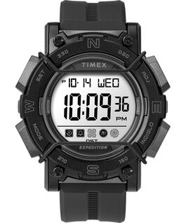 Expedition Digital 47mm Resin Strap Watch Black large