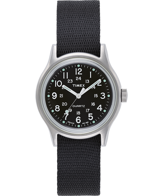 MK1 Military 36mm Grosgrain Strap Watch