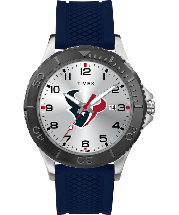 Gamer Navy Houston Texans  large