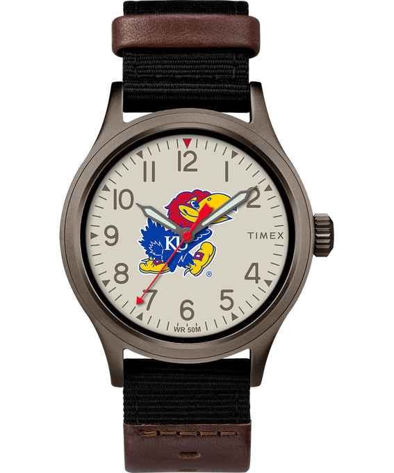 Clutch Kansas Jayhawks  large