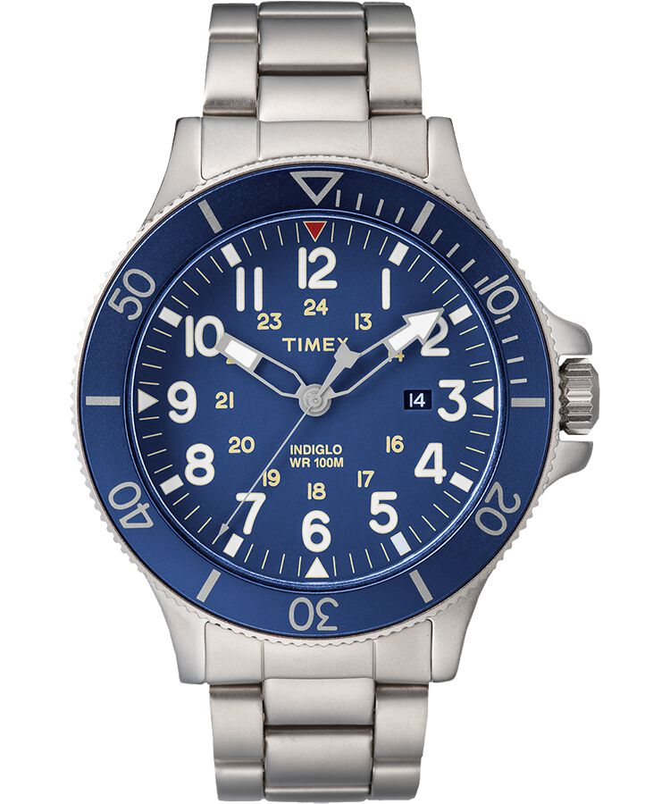 Allied Coastline 43mm Bracelet Watch