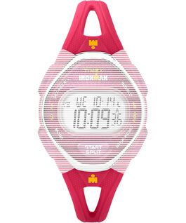 Replacement 14mm Silicone Strap for IRONMAN Sleek 50 Mid-Size Pink large