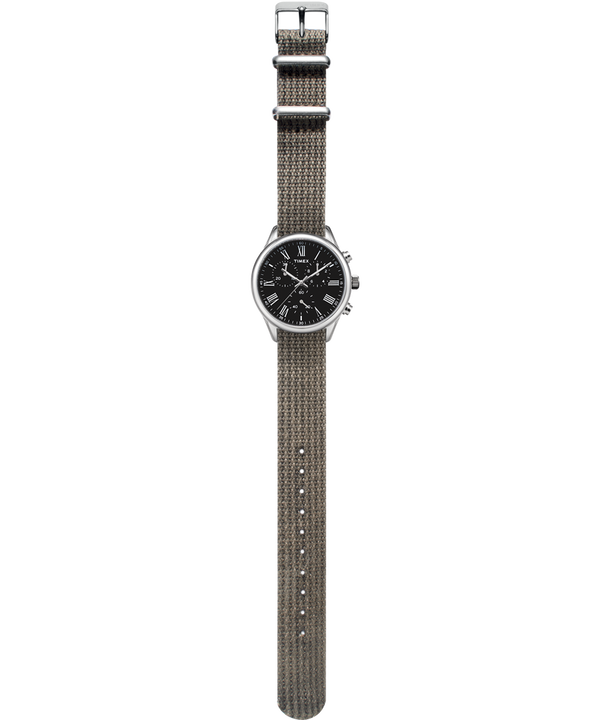 Weston Avenue 38mm Fabric Strap Watch  large