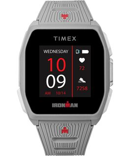 TIMEX IRONMAN R300 GPS Watch Silver-Tone large