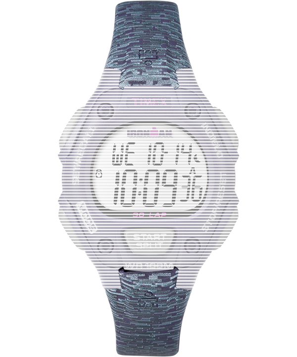 Replacement 14mm Resin Strap for Ironman® Classic 30 Mid-Size Purple large
