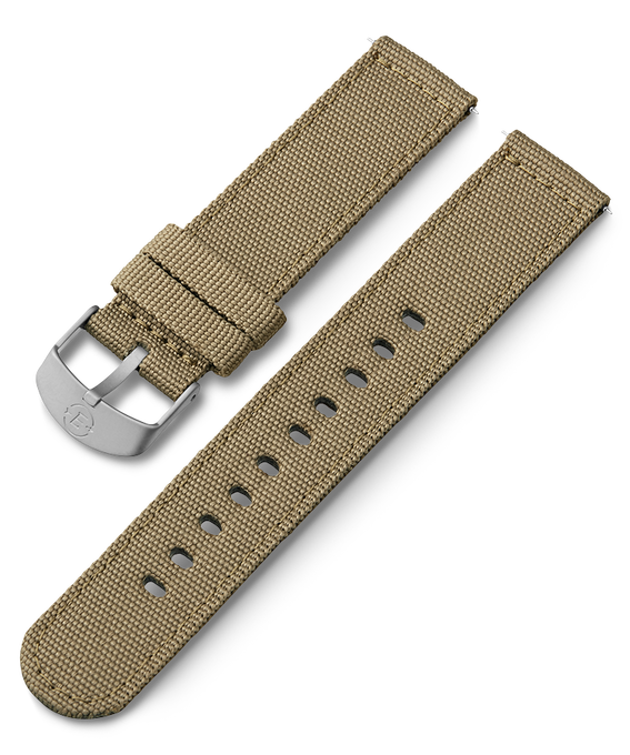 20mm Fabric Strap Tan large