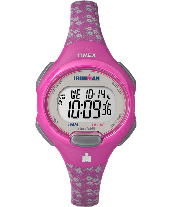 IRONMAN Essential 10 Mid-Size 35mm Resin Strap Watch  large