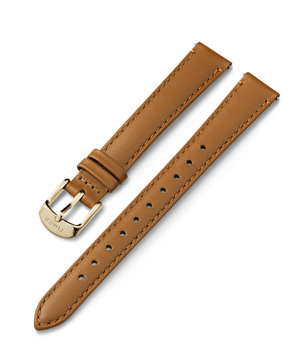 14mm Leather Strap Tan large