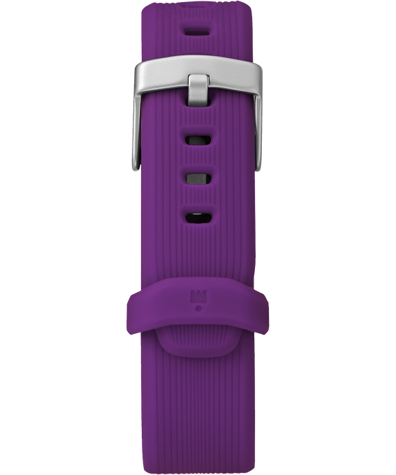 Ironman GPS Resin Replacement Strap Purple large