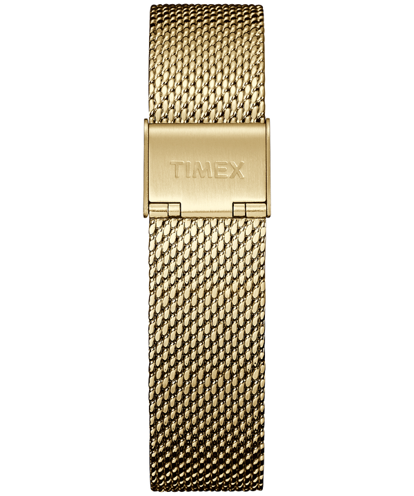 18mm Mesh Band Gold-Tone large