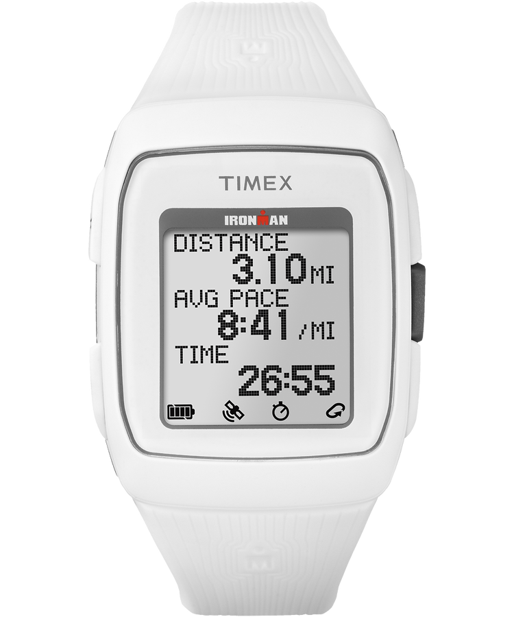 8dad7eac0105 TIMEX IRONMAN GPS Watch White Gray large