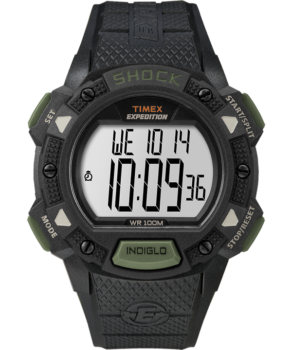 Expedition Base Shock 45mm Resin Watch  large