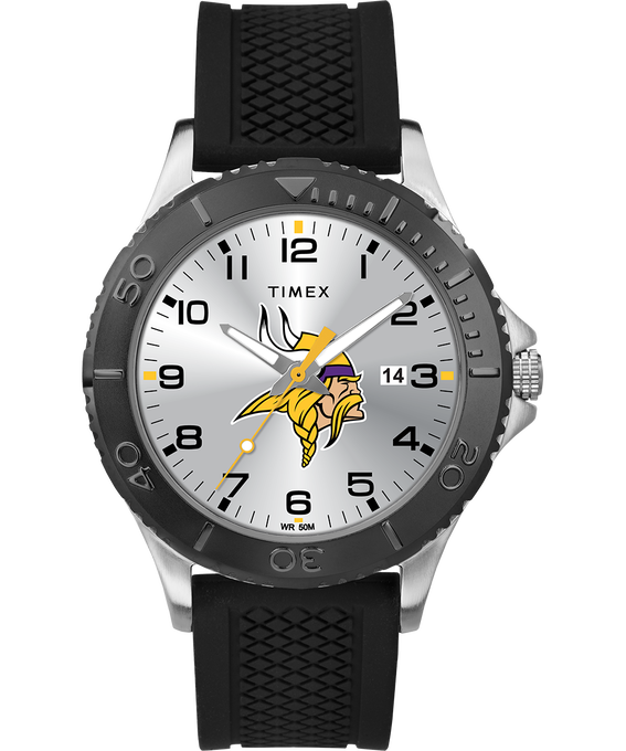 Gamer Black Minnesota Vikings  large