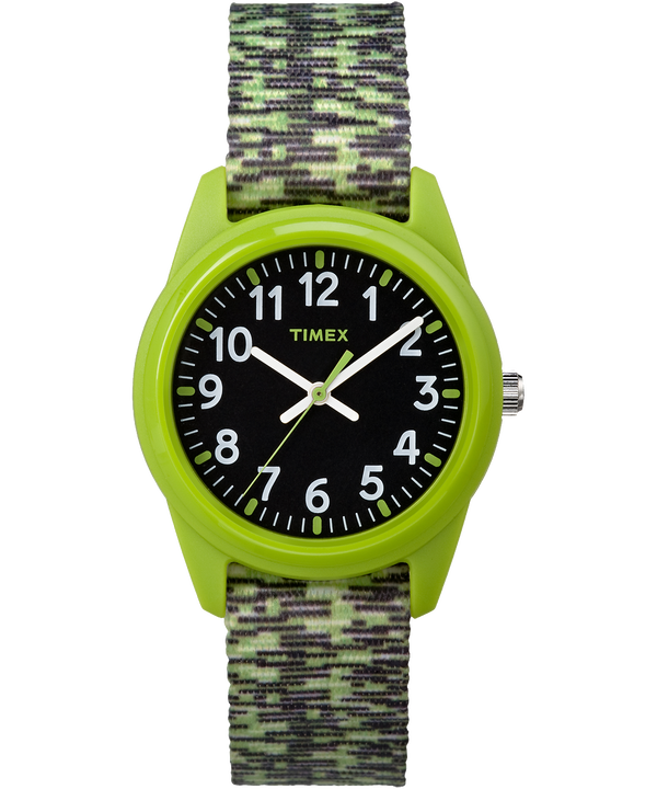 Kids Analog 32mm Digipattern Nylon Strap Watch  (large)