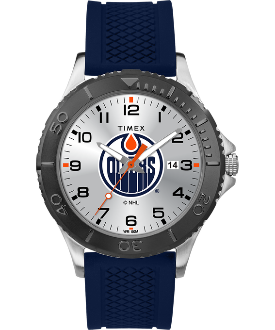 Gamer Navy Edmonton Oilers  large