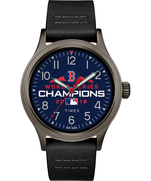 2018 World Series Champion - Boston Red Sox  large