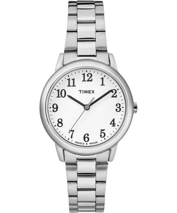 Easy Reader 30mm Stainless Steel Watch  (large)
