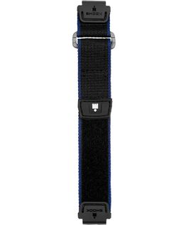 18mm Nylon with Nylon Strap Black large