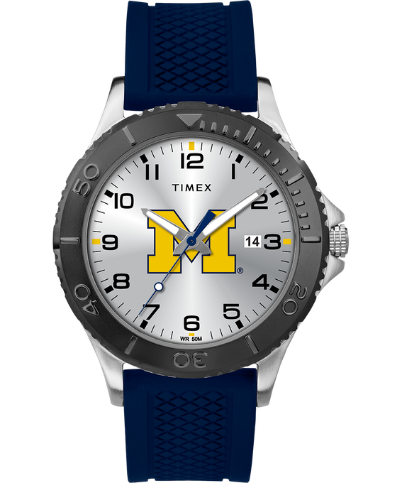 Gamer Blue Michigan Wolverines  large
