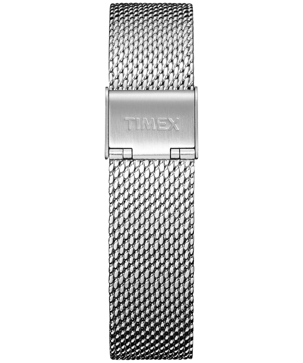 18mm Quick Release Mesh Band Stainless-Steel large