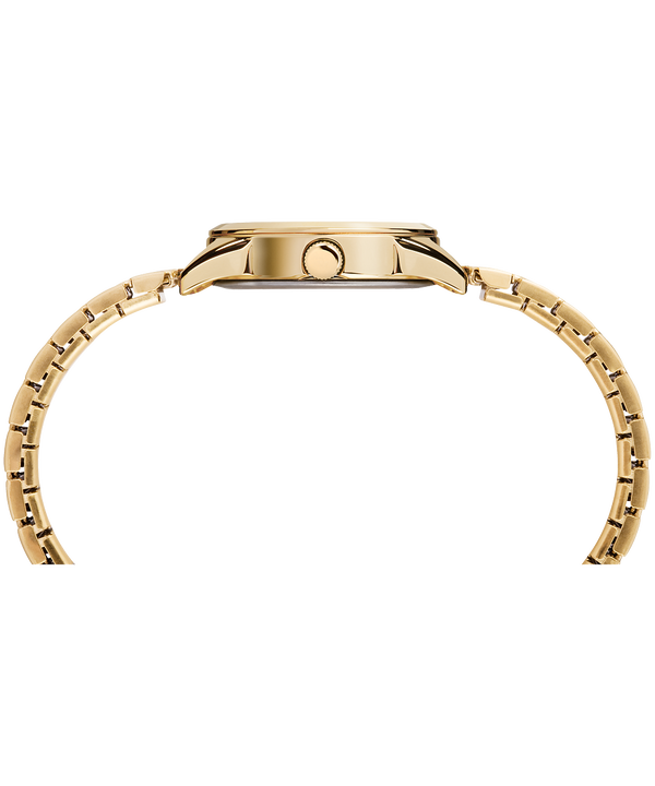Briarwood Mother of Pearl 27mm Expansion Band Watch Gold-Tone/Mother-of-Pearl large