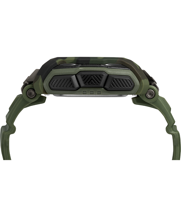 Timex Command™ Shock 54mm Resin Strap Watch Green large