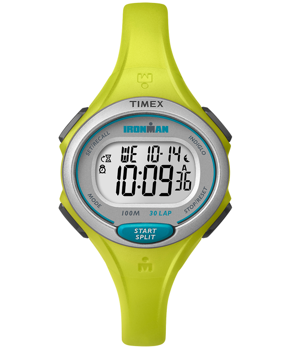 IRONMAN Essential 30 Mid-Size Resin Strap Watch Yellow/Black large