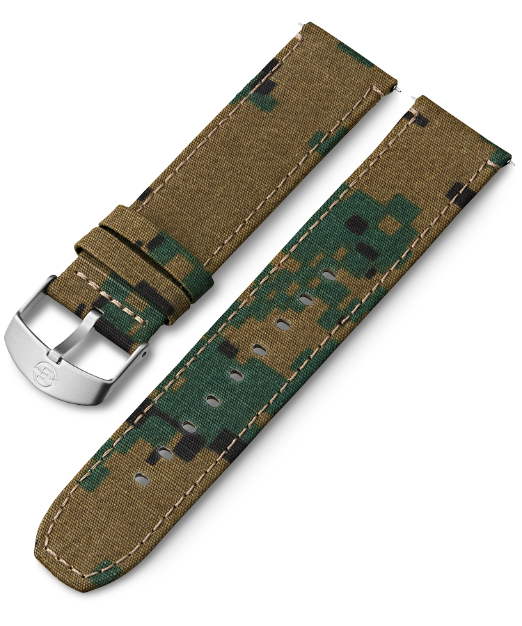 UPC 753048871988 product image for Timex Watch Men's 22MM Fabric Strap Camo Item # Tw7C68100Gz | upcitemdb.com