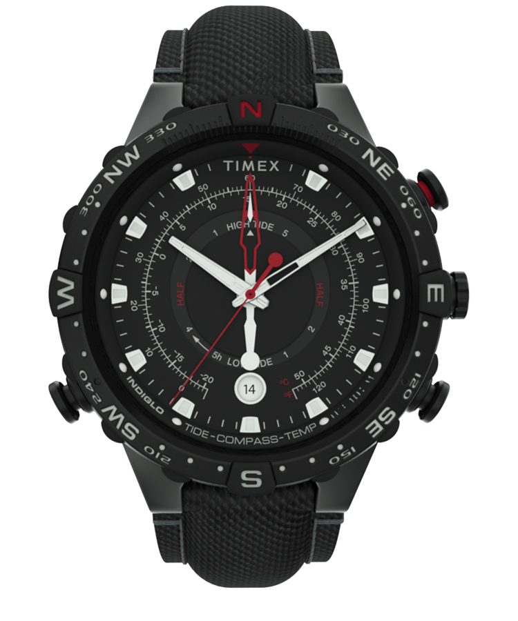UPC 753048880034 product image for Timex Watch Men's Allied Tide-Temp-Compass With Intelligent Quartz Technology 45 | upcitemdb.com