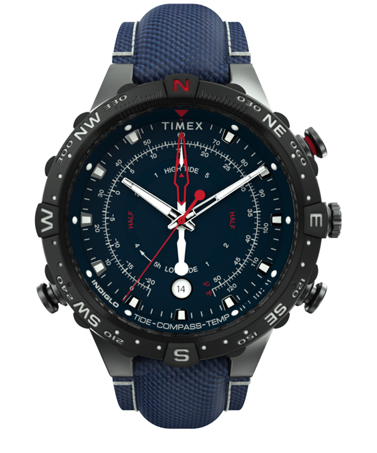 UPC 753048880133 product image for Timex Watch Men's Allied Tide-Temp-Compass With Intelligent Quartz Technology 45 | upcitemdb.com